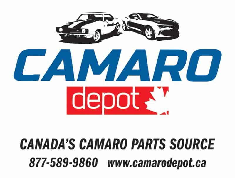 Camaro Depot Logo