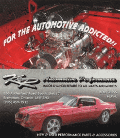 K and R Automotive Logo